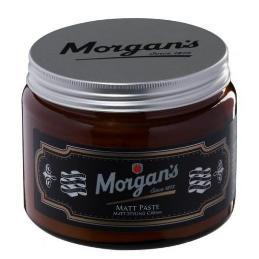 Morgan's Matt Paste 500ml Jar