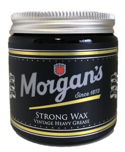 Morgan's Strong Wax 120ml Jar