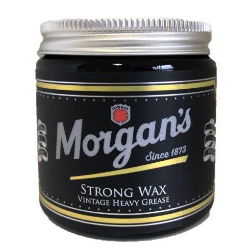 Morgan's Strong Wax 120ml Jar