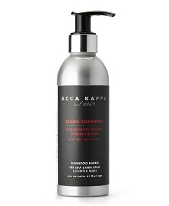 Acca Kappa Barber Shop Collection Beard Shampoo 200ml