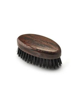 Acca Kappa Weng_ Wood Beard Brush With Natural Black Bristles
