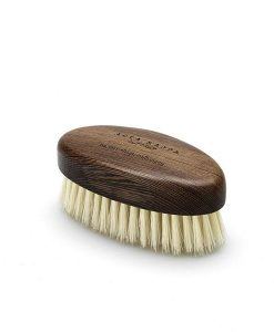 Acca Kappa Weng_ Wood Bread Brush With Natural Soft White Bristles