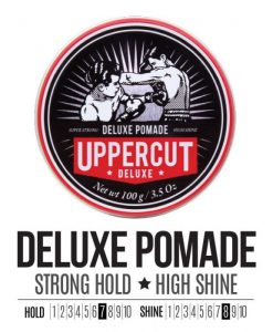 Uppercut Deluxe Socks & Deluxe Pomade Gift Set