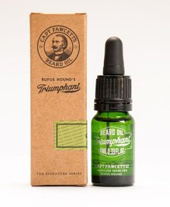 Captain Fawcett Triumphant Beard Oil - 10ml