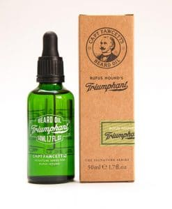 Captain Fawcett Triumphant Beard Oil 50ml