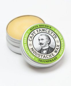 Captain Fawcett Triumphant Moustache Wax - 15ml