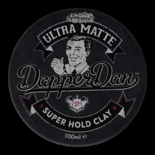 Dapper Dan Ultra Matte Clay - 100ml