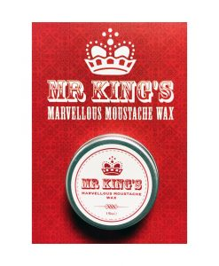 MR KINGS Marvellous Moustache Wax (15g)