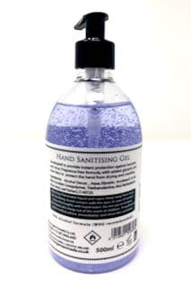Advanced Hand Sanitising Gel