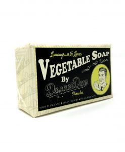 Dapper Dan Lemongrass & Limes Vegetable Soap