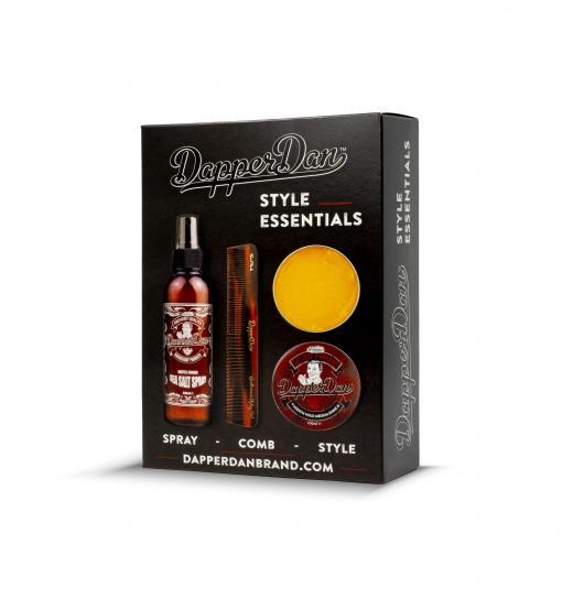 Dapper Dan Style Essentials Gift Set Deluxe Pomade